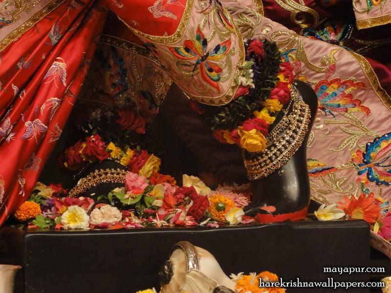 Sri Madhava Feet Wallpaper (005)