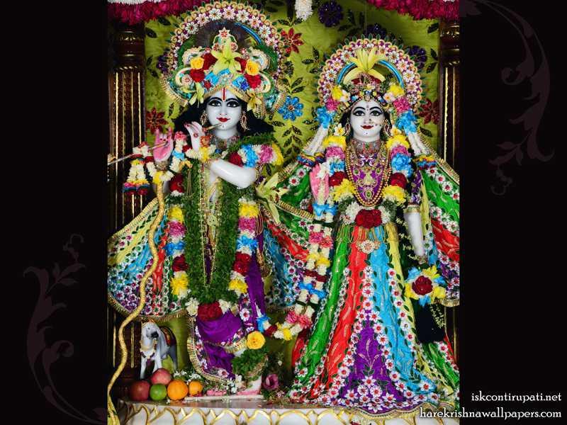 Sri Sri Radha Govinda Wallpaper (005)