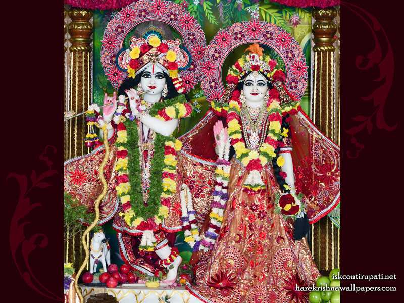 Sri Sri Radha Govinda Wallpaper (010)