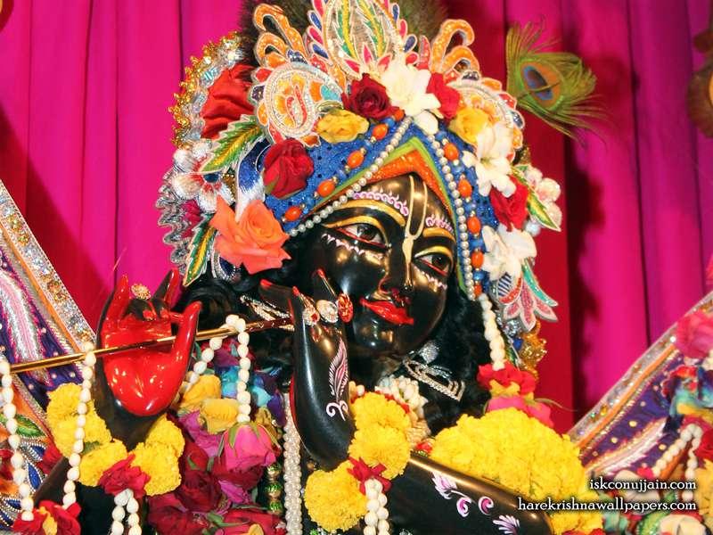 Sri Madanmohan Close up Wallpaper (004)