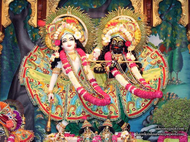 Sri Sri Krishna Balaram Wallpaper (010)