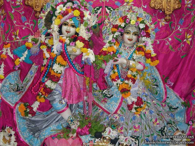 Sri Sri Radha Giridhari Wallpaper (001)