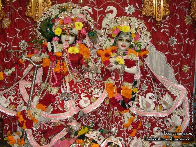 Sri Sri Radha Giridhari Wallpaper (012)