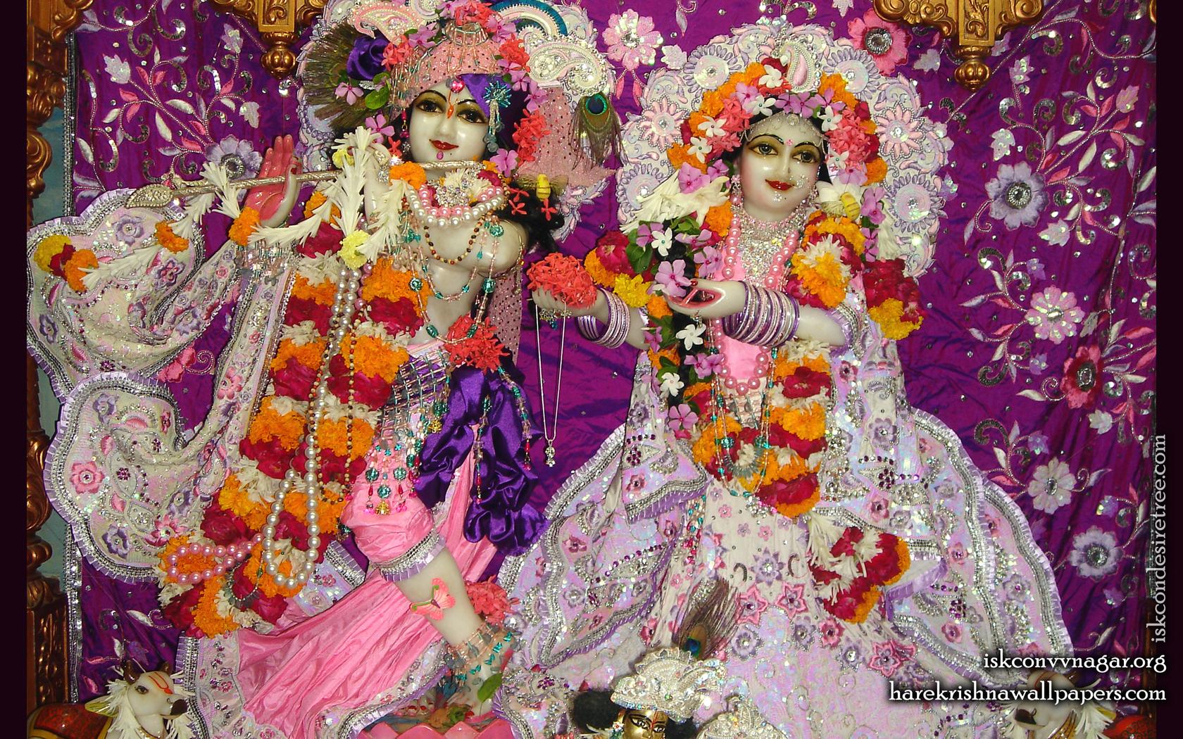 Sri Sri Radha Giridhari Wallpaper (014) Size 1680x1050 Download