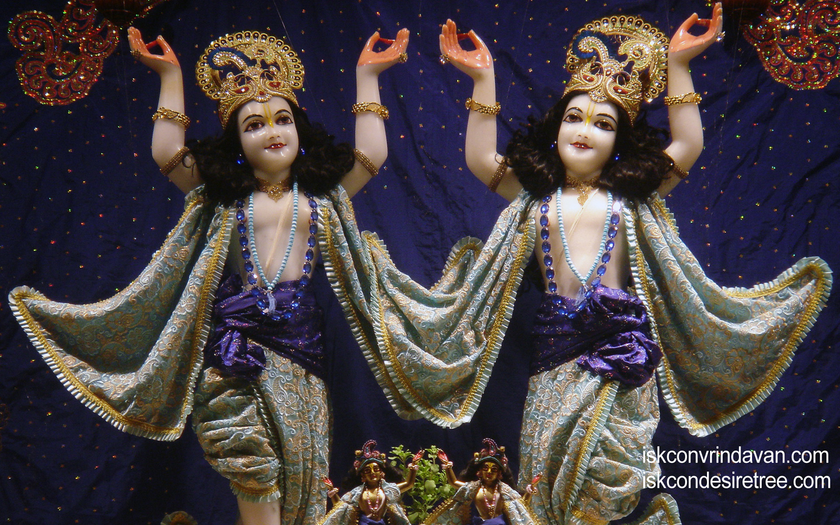 Sri Sri Gaura Nitai Wallpaper (081) Size 1680x1050 Download