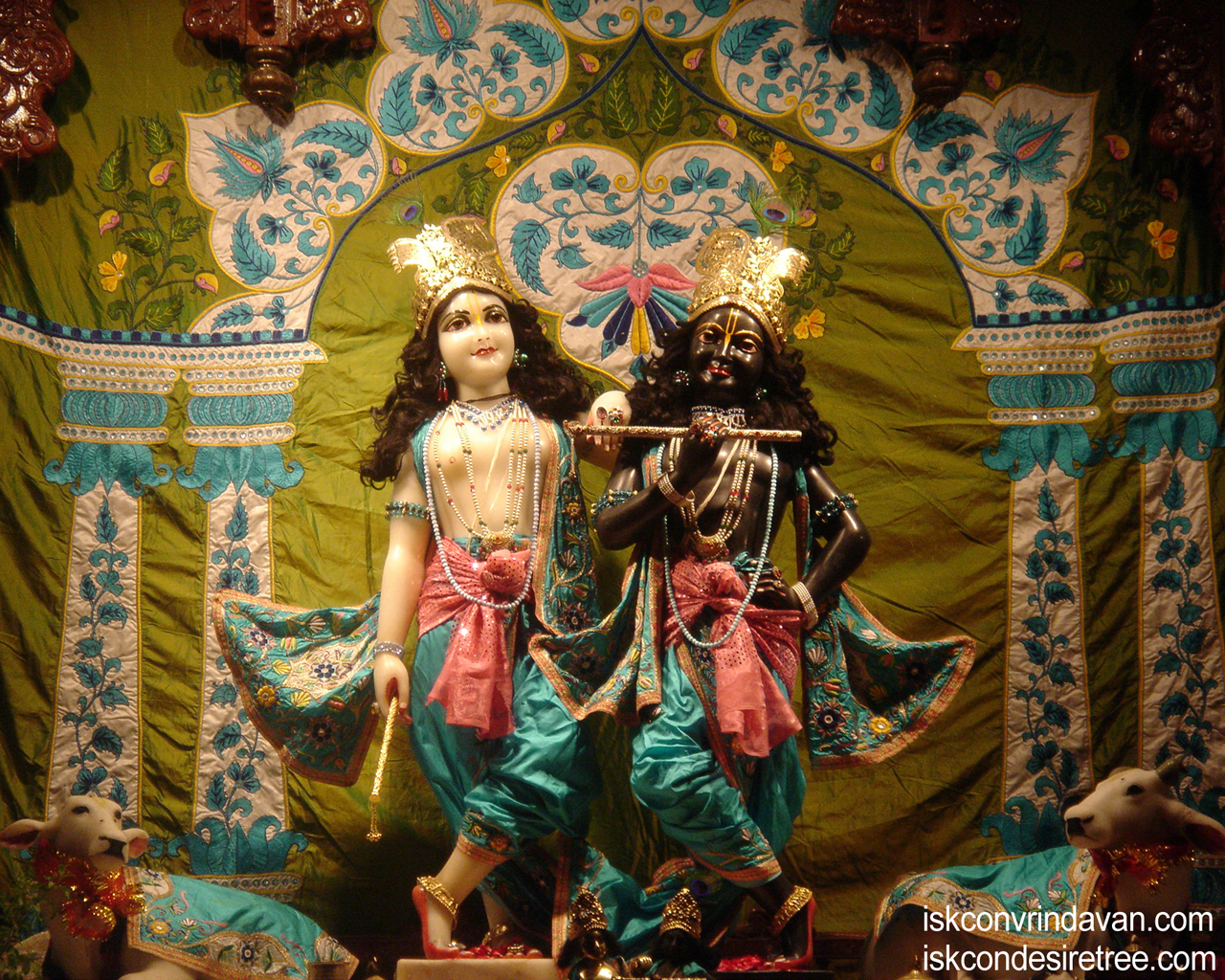 Sri Sri Krishna Balaram Wallpaper (103) Size 1280x1024 Download