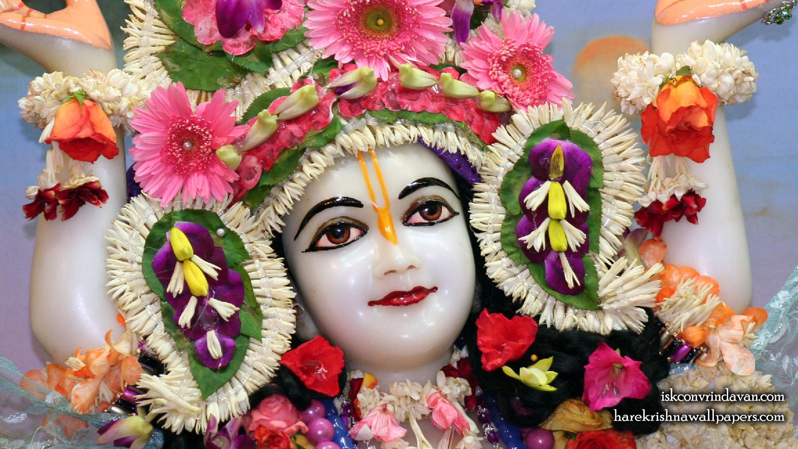 Sri Nitai Close up Wallpaper (002) Size 1600x900 Download
