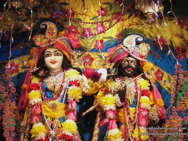 Sri Sri Hari Haladhari Close up Wallpaper (001)
