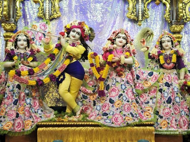 Sri Sri Radha Gopinath Lalita Vishakha Wallpaper (037)