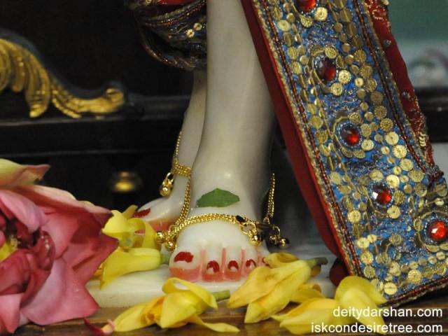 Sri Gaurachandra Feet Wallpaper (001)