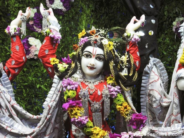 Sri Gaurachandra Close up Wallpaper (004)