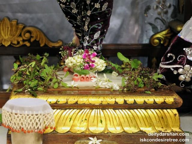 Sri Gaurachandra Feet Wallpaper (005)