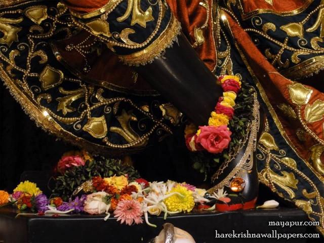 Sri Madhava Feet Wallpaper (010)
