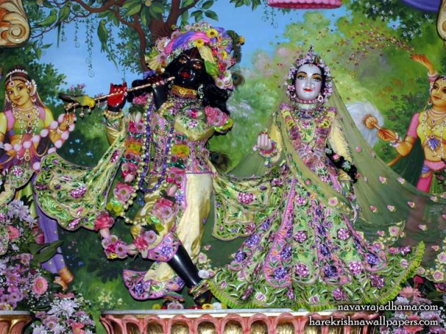 Sri Sri Radha Shyamsundar Wallpaper (012)