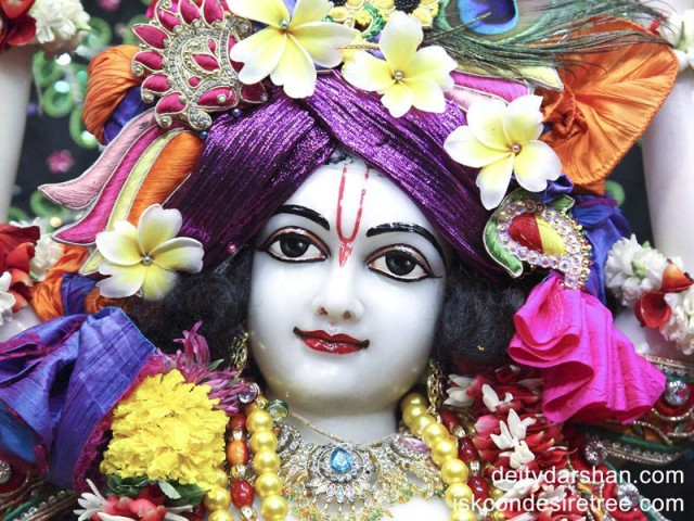 Sri Gaurachandra Close up Wallpaper (013)