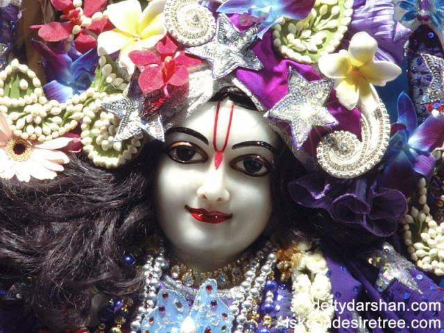 Sri Gaurachandra Close up Wallpaper (014)