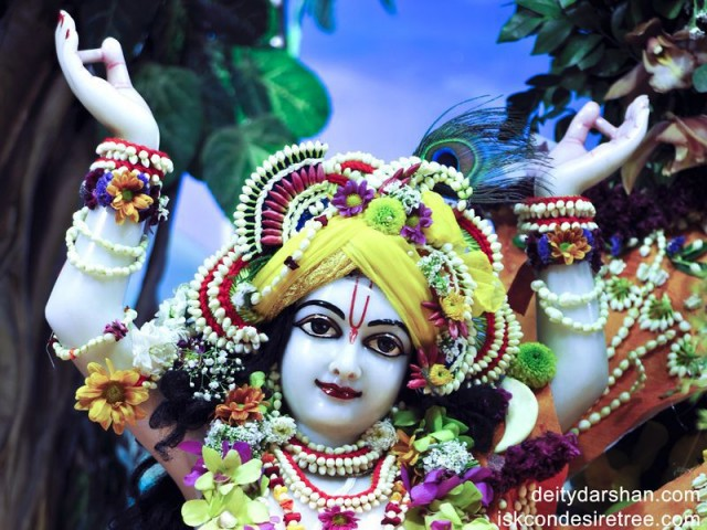Sri Gaurachandra Close up Wallpaper (020)