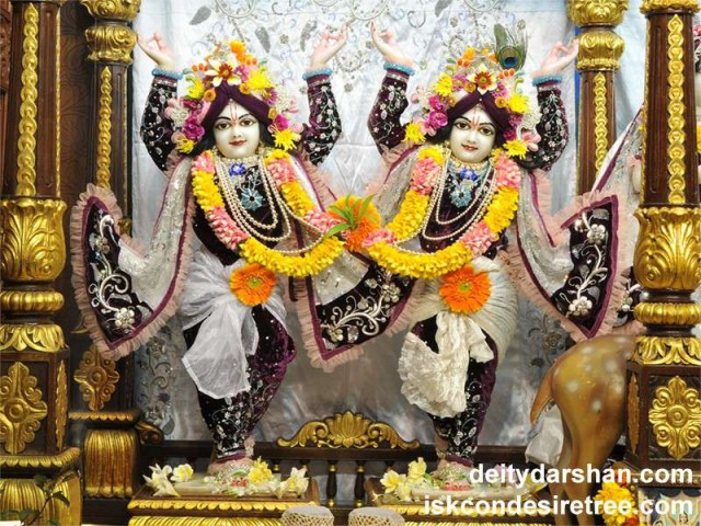Sri Sri Nitai Gaurachandra Wallpaper (020)
