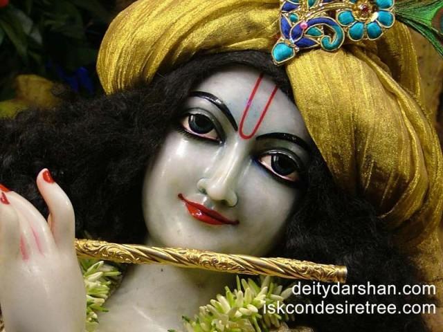 Sri Gopinath Close up Wallpaper (092)
