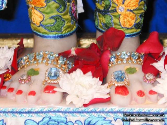 Sri Rama Feet Wallpaper (001)