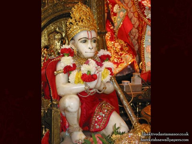 Sri Hanuman Wallpaper (002)