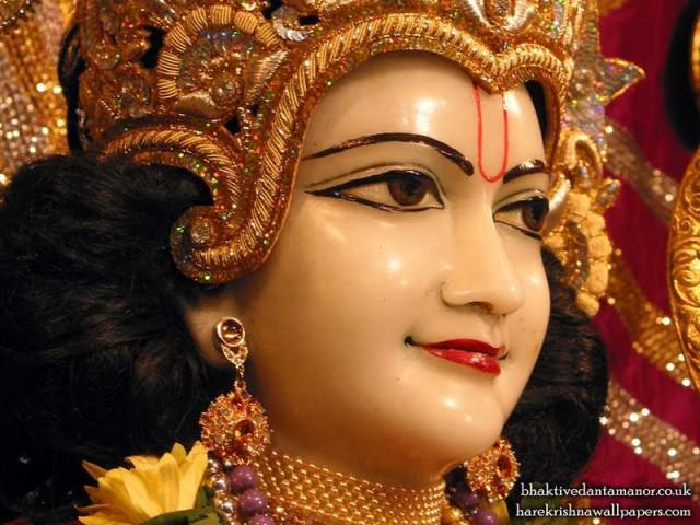 Sri Rama Close up Wallpaper (002)