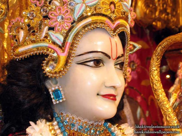Sri Rama Close up Wallpaper (007)