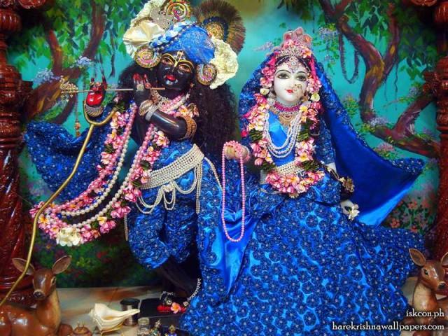 Sri Sri Radha Madhava Wallpaper (007)