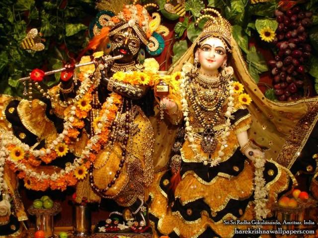 Sri Sri Radha Gokulananda Wallpaper (008)