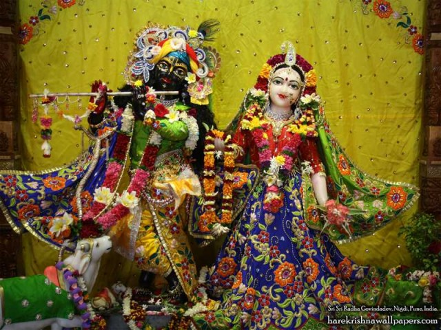 Sri Sri Radha Govind Wallpaper (010)