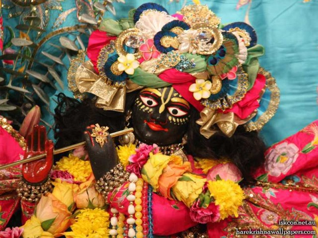 Sri Vallabh Close up Wallpaper (010)