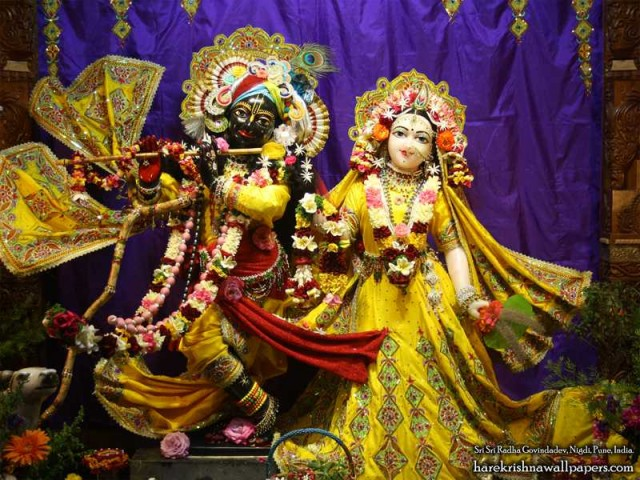 Sri Sri Radha Govind Wallpaper (028)