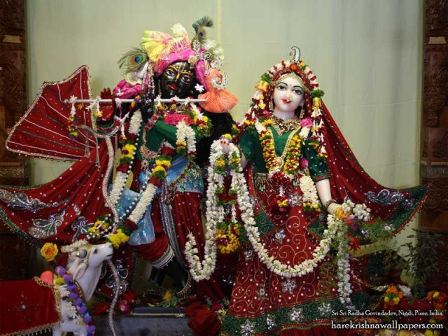 Sri Sri Radha Govind Wallpaper (039)