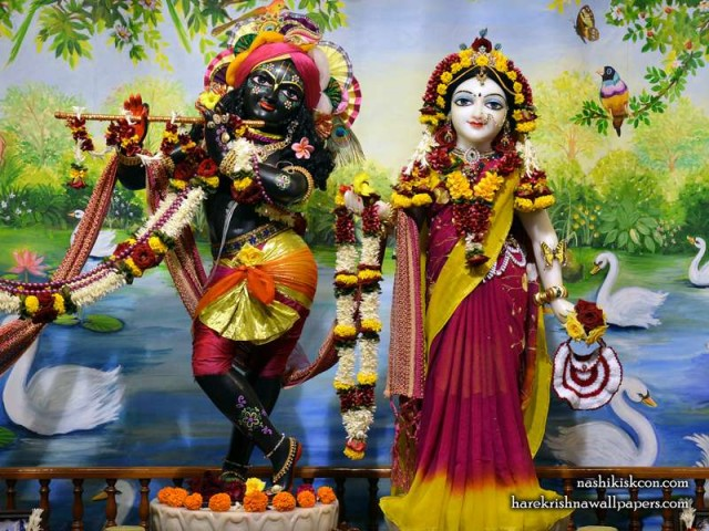 Sri Sri Radha Madan Gopal Wallpaper (008)