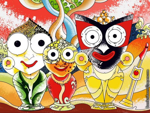 Jai Jagannath Wallpaper (057)