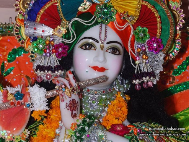 Sri Venimadhava Close up Wallpaper (002)