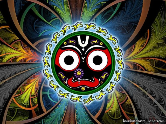Jai Jagannath Wallpaper (018)