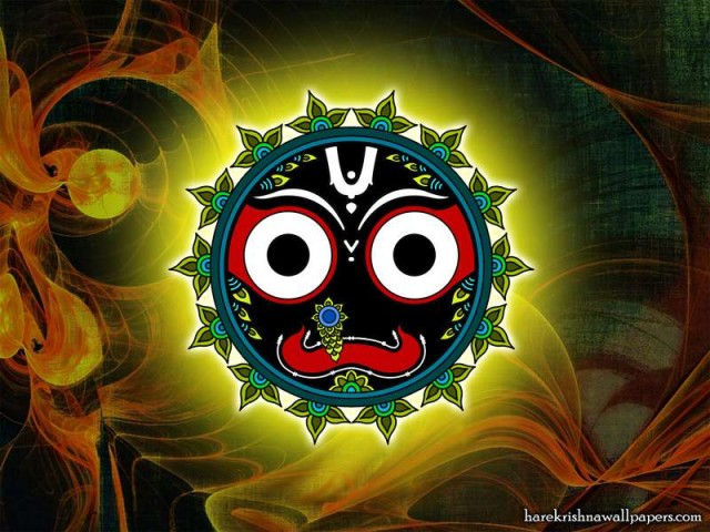Jai Jagannath Wallpaper (010)