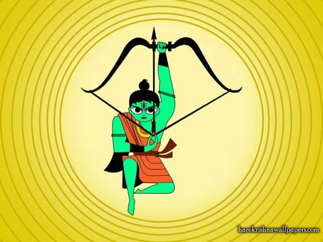 Sri Rama Wallpaper (001)