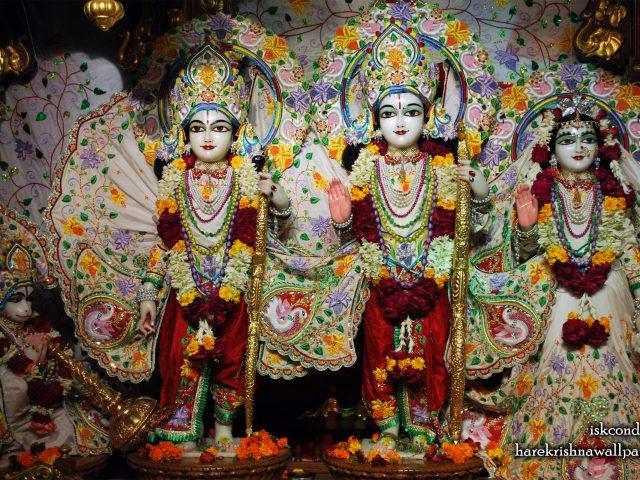 Sri Sri Sita Rama Laxman Hanuman Wallpaper (001) Size 2560×1600 Download