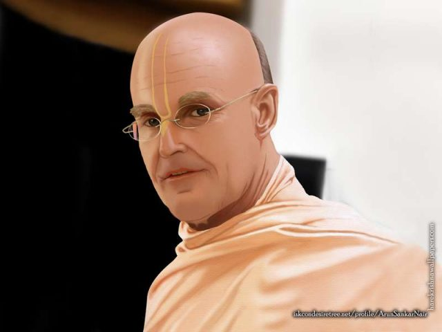 His Holiness Indradyumna Swami Wallpaper (003)