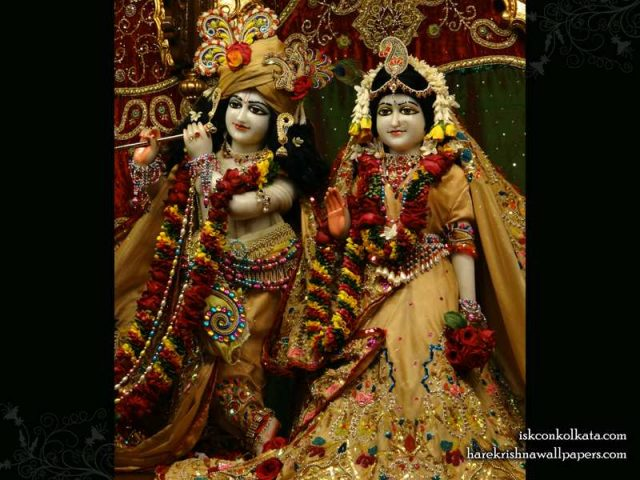 Sri Sri Radha Govinda Wallpaper (004)