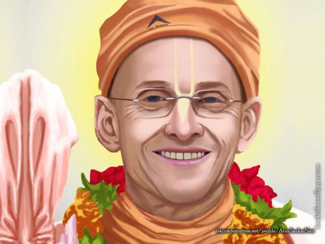His Holiness Kadamba Kanana Swami Wallpaper (005)