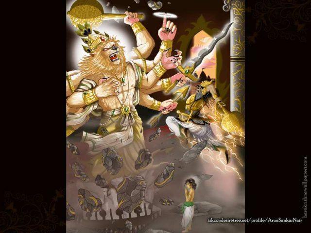 Sri Narasimha Deva Wallpaper (005)