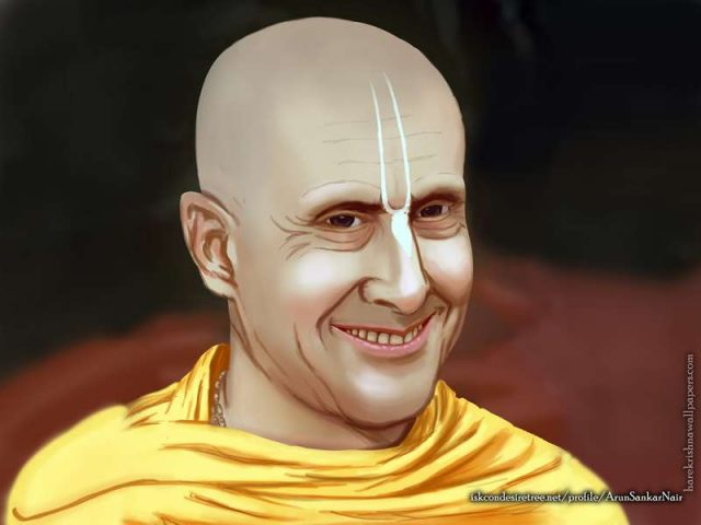 His Holiness Radhanath Swami Wallpaper (007)