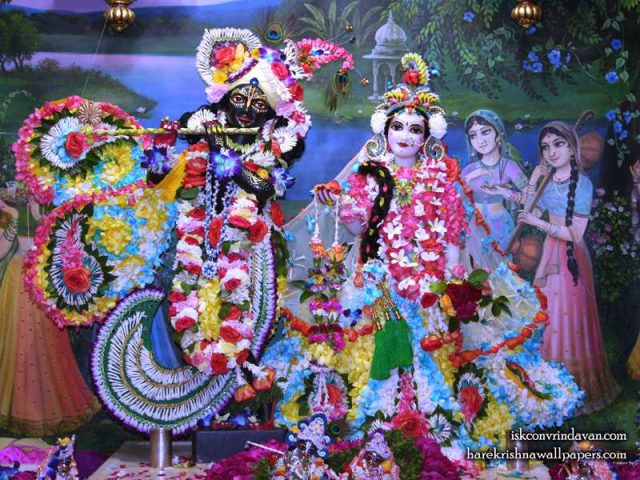 Sri Sri Radha Shyamsundar Wallpaper (008)