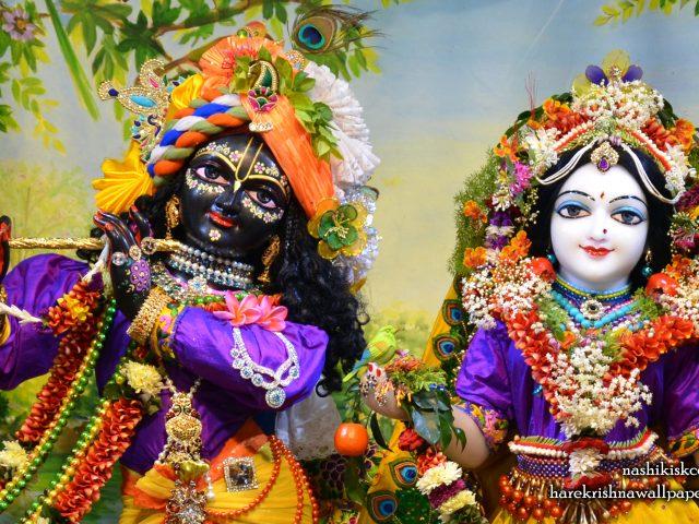Sri Sri Radha Madan Gopal Close up Wallpaper (010) Size 2560×1600 Download