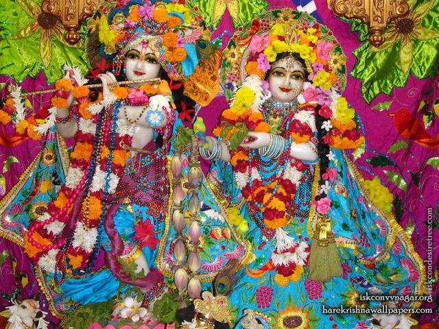 Sri Sri Radha Giridhari Wallpaper (015)