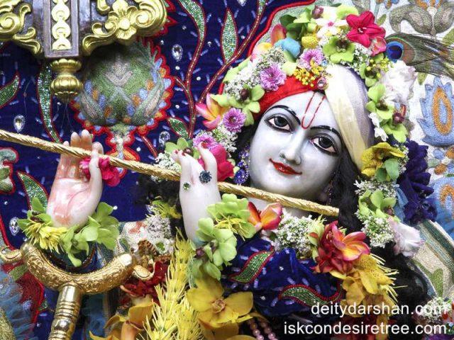 Sri Gopinath Close up Wallpaper (016)