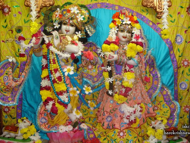 Sri Sri Radha Giridhari Wallpaper (033) Size 1920×1080 Download